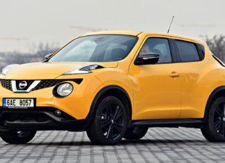 Nissan Juke - dane techniczne