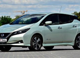 Nissan Leaf - dane techniczne