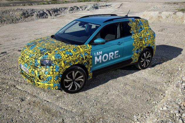 Nowy Volkswagen T-Cross