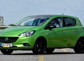 Opel Corsa - dane techniczne