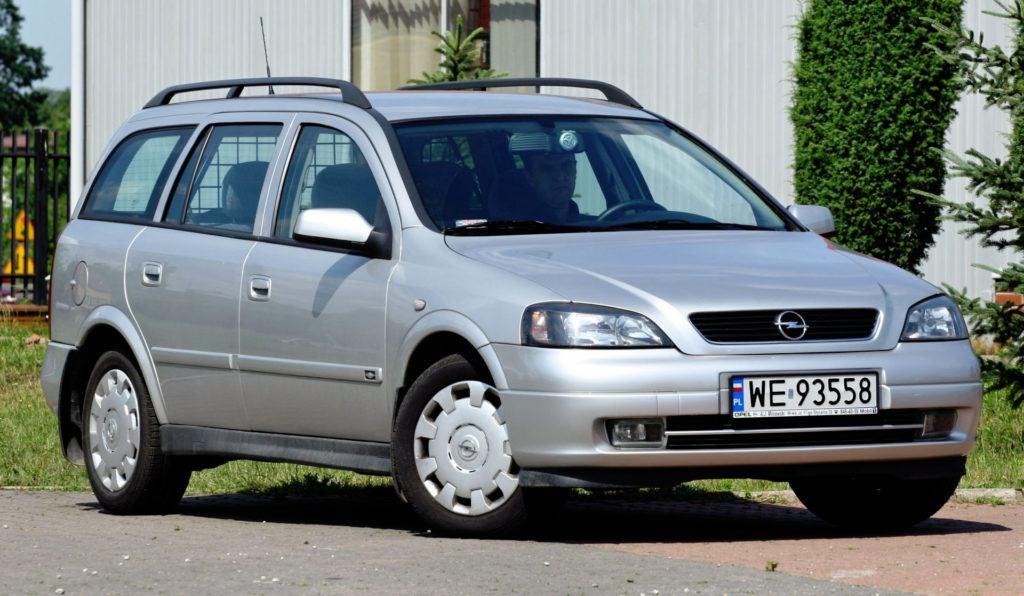 Opel 1.6 1.8 - Opel Astra
