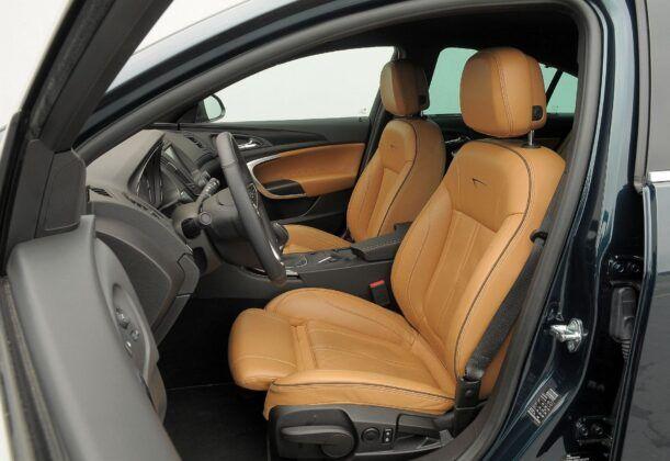 Opel Insignia A fotel kierowcy