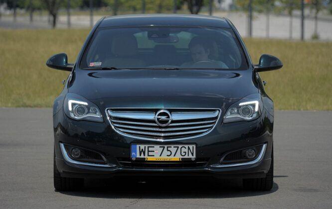 Opel Insignia A po liftingu