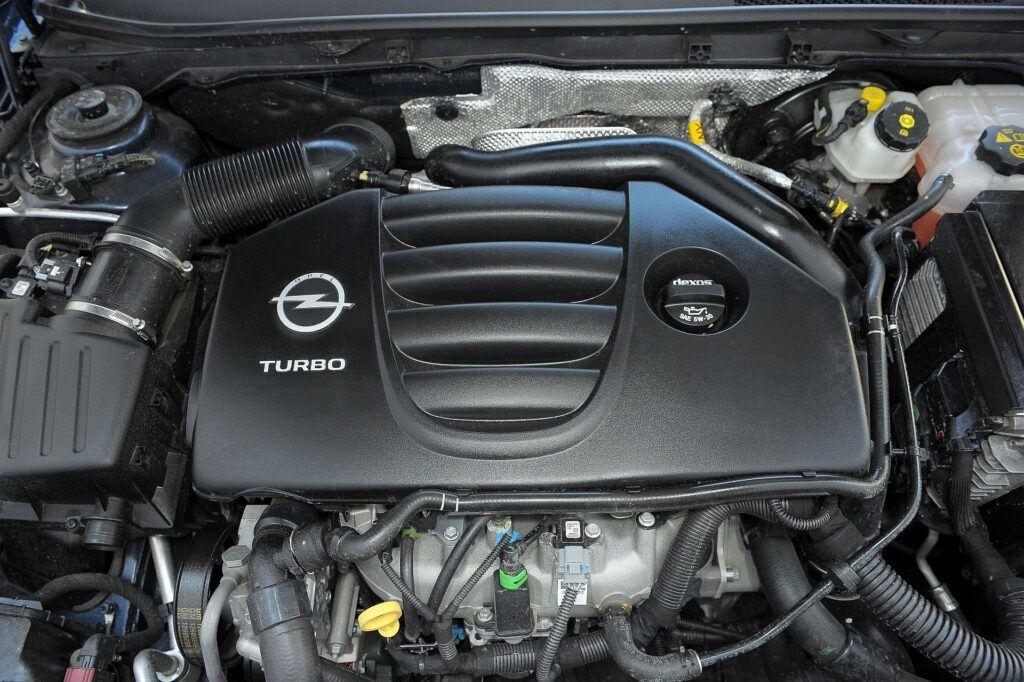 Opel Insignia A silnik
