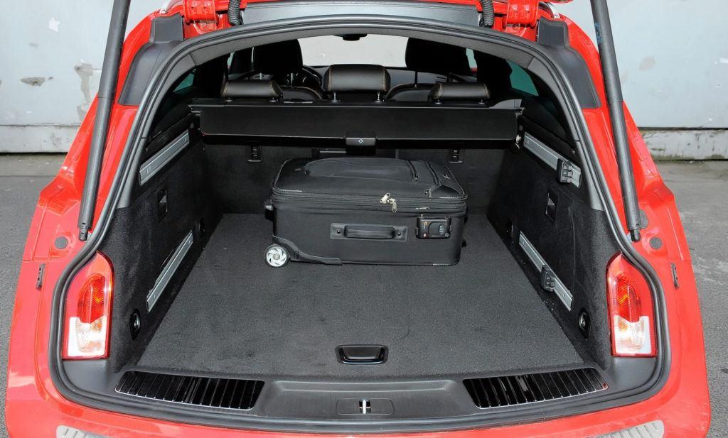 Opel Insignia - bagażnik kombi
