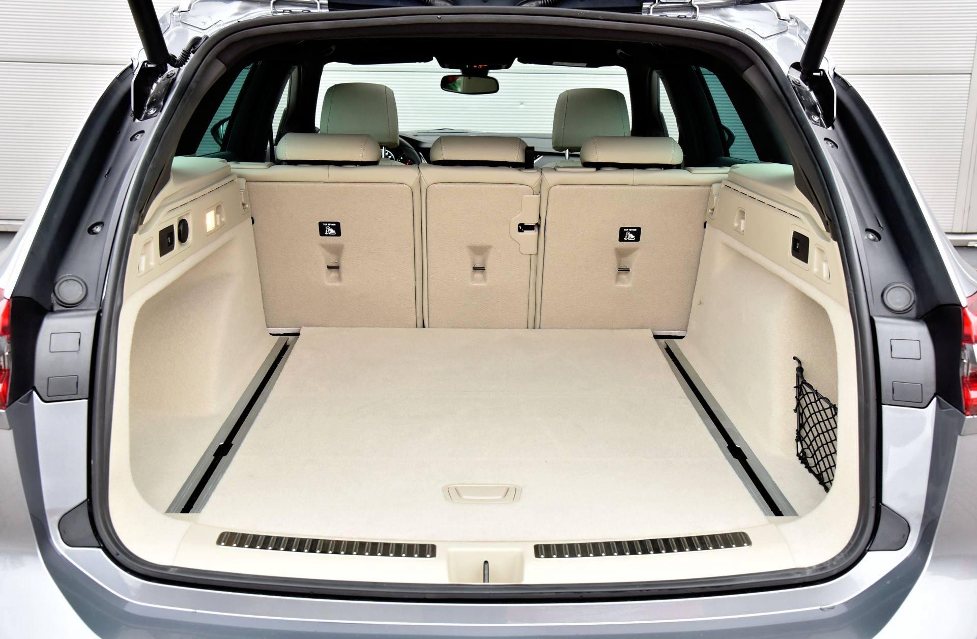 Opel Insignia - bagażnik
