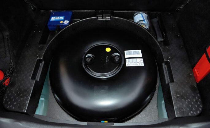 Opel Insignia - butla LPG
