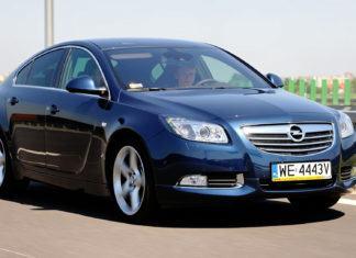 Używany Opel Insignia A (2008-2017) – OPINIE