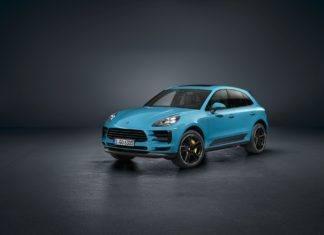 Porsche Macan po liftingu - informacje i zdjęcia
