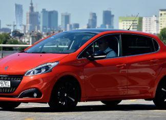 Peugeot 208 - dane techniczne