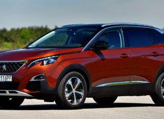 Peugeot 3008 - dane techniczne