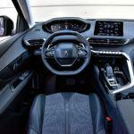Peugeot 3008 - deska rozdzielcza