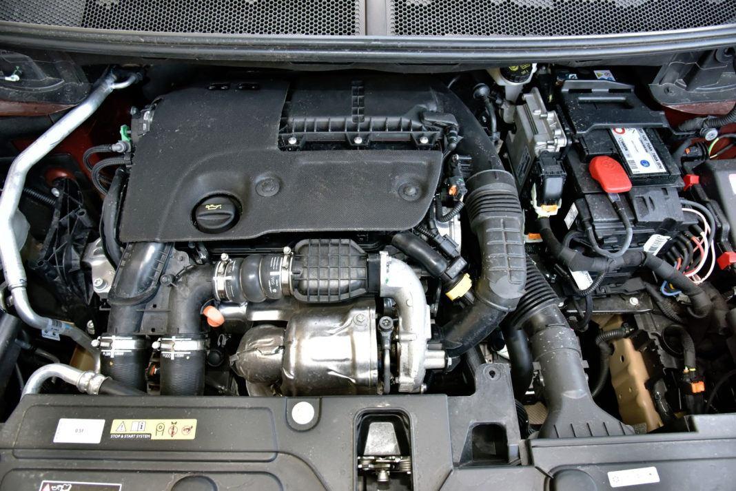 Peugeot 3008 - silnik
