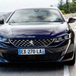 Peugeot 508 - dynamiczne