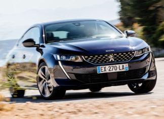 Nowy Peugeot 508 - PIERWSZA JAZDA