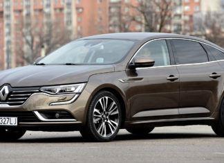 Renault Talisman - dane techniczne