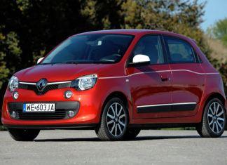Renault Twingo - dane techniczne
