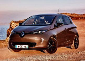 Renault Zoe - dane techniczne