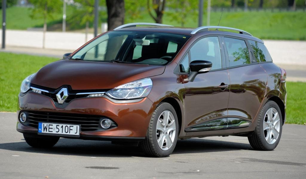 Renault 0.9 TCe - Renault Clio IV