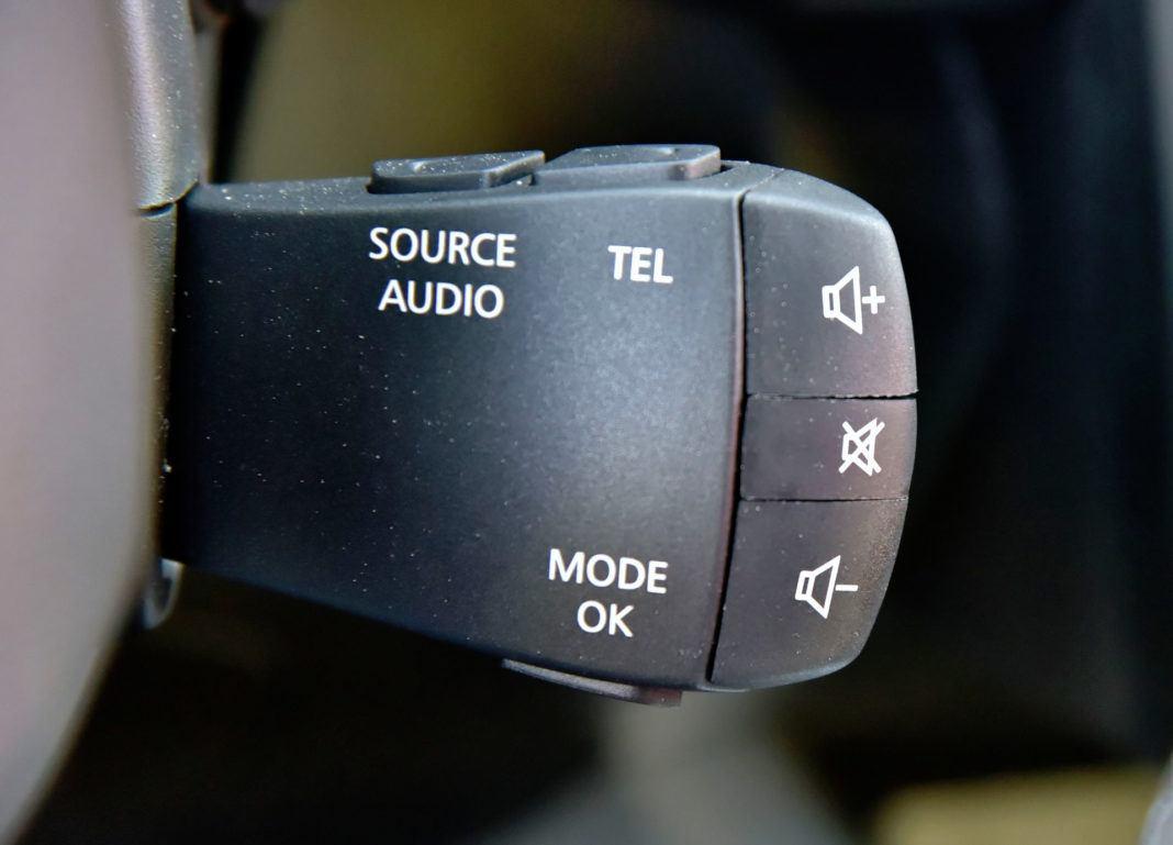 Renault Kadjar - pilot audio