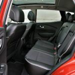 Renault Kadjar - tylna kanapa