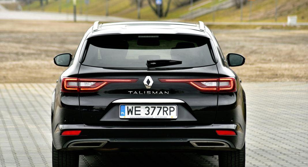 Renault Talisman - tył