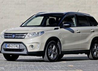 Suzuki Vitara - dane techniczne