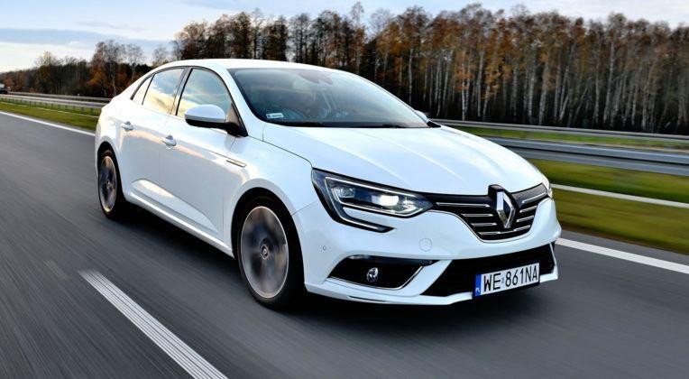 Spalanie - Renault Megane