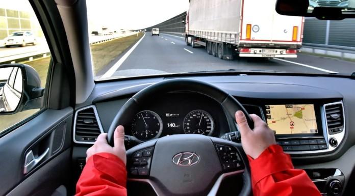 Spalanie na autostradzie - 140 kmh