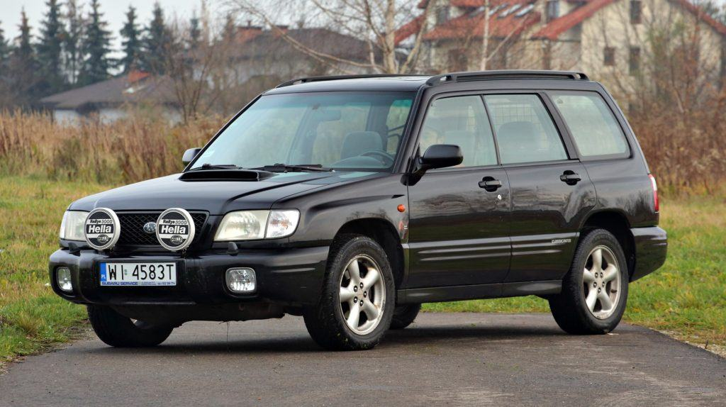Subaru 2.0 Turbo - Subaru Forester