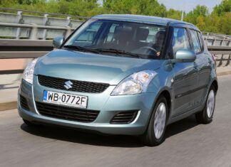 Używany Suzuki Swift V (2010-2017) – opinie, dane techniczne, typowe usterki