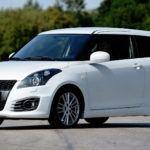 Suzuki Swift V Sport - przód