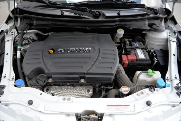 Suzuki Swift V Sport - silnik