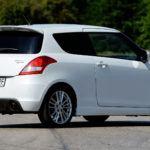 Suzuki Swift V Sport - tył
