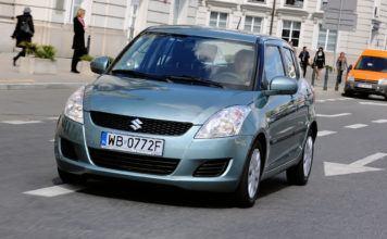 Suzuki Swift V - dynamiczne