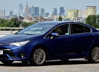 Toyota Avensis - dane techniczne