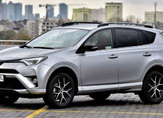 Toyota RAV4 - dane techniczne