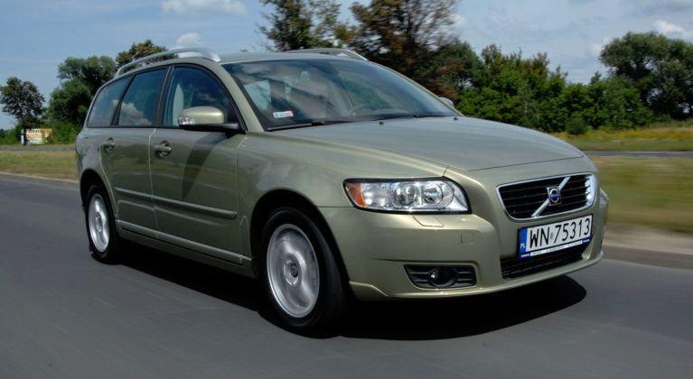 Używane Volvo V50 - czy warto kupić