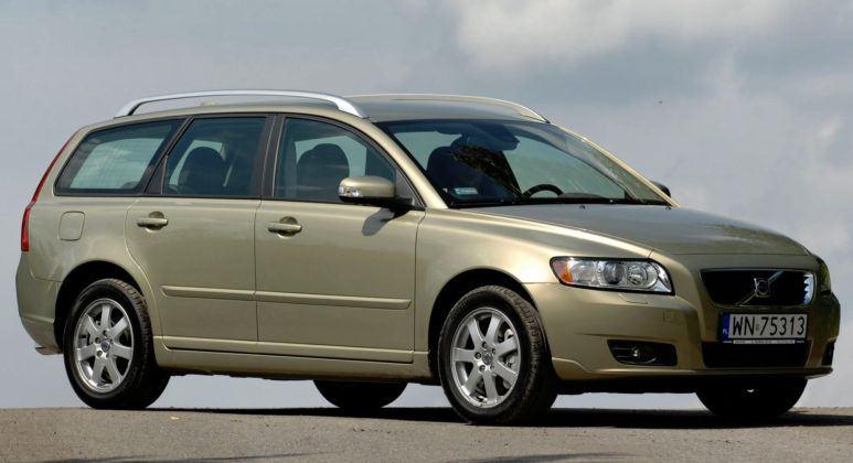 Używane Volvo V50 - opinie z forum