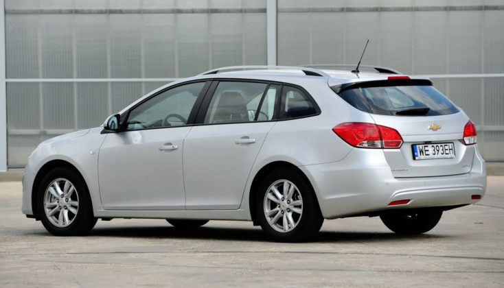 Używany Chevrolet Cruze - kombi