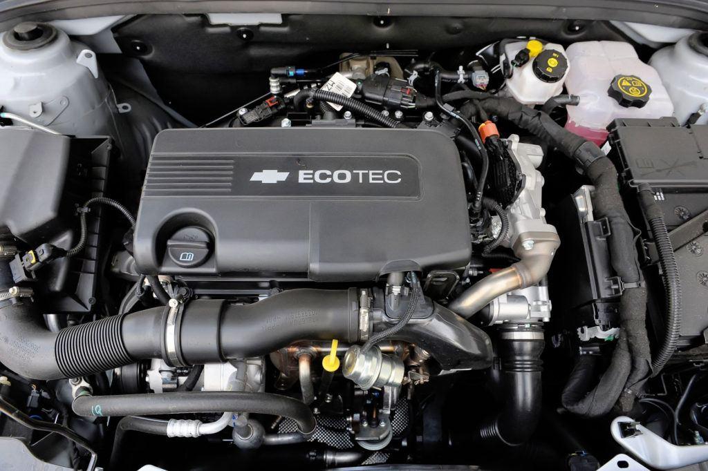 Używany Chevrolet Cruze - opinie o silnikach