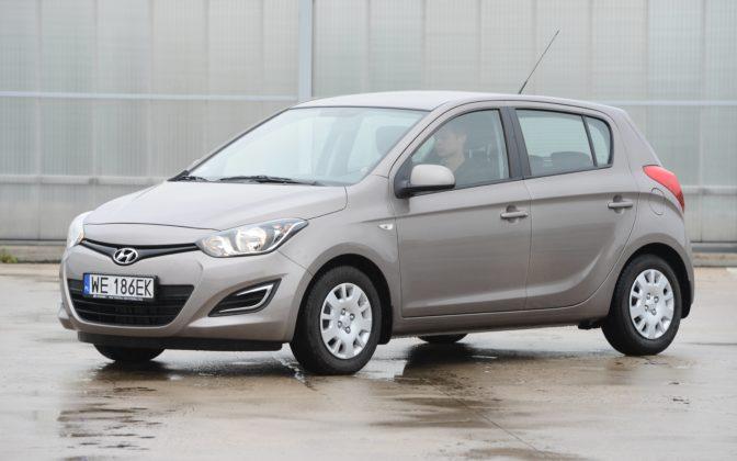 Używany Hyundai i20 - opinie