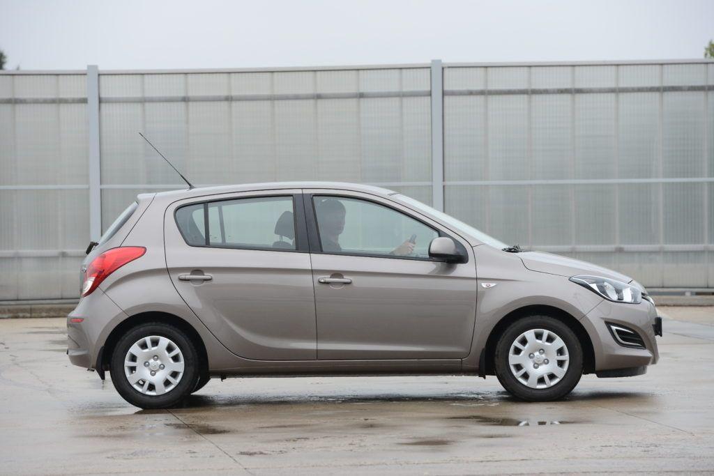 Używany Hyundai i20 - usterki