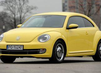 Volkswagen Beetle - dane techniczne