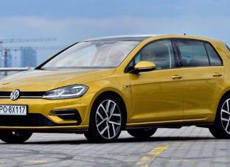 Volkswagen Golf - dane techniczne
