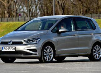 Volkswagen Golf Sportsvan - dane techniczne