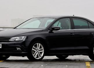 Volkswagen Jetta - dane techniczne