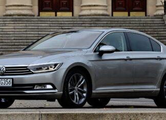 Volkswagen Passat - dane techniczne