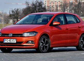 Volkswagen Polo - dane techniczne