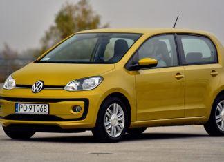 Volkswagen Up! - dane techniczne